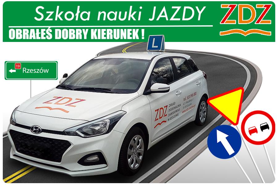 Ośrodek Szkolenia Kierowców ZDZ Rzeszów