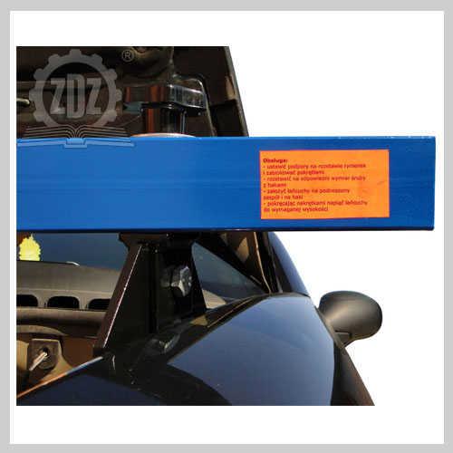 Belka do podwieszania silników - ZDZ Rzeszów
