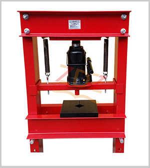 Prasa hydrauliczna ręczna typ PHR 30T