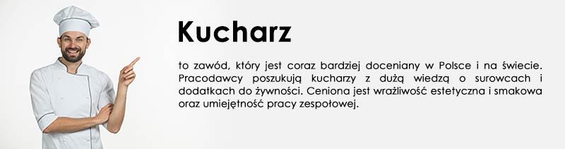 Kierunek - Kucharz
