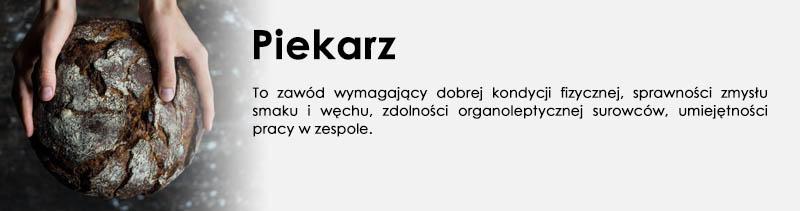 Kierunek - Piekarz